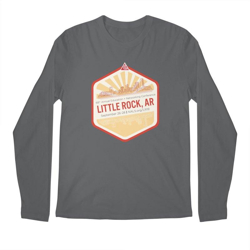 NALS 68th Annual Logo Men's Regular Longsleeve T-Shirt by NALS.org Apparel Shop