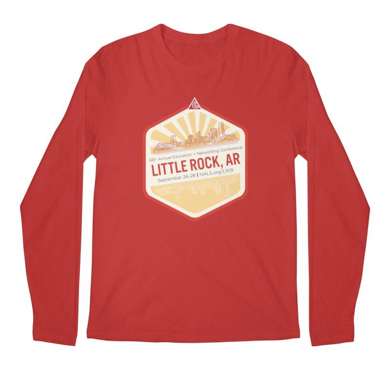 NALS 68th Annual Logo Men's Regular Longsleeve T-Shirt by NALS Apparel & Accessories
