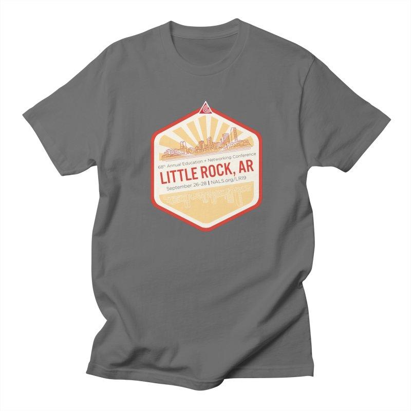 NALS 68th Annual Logo Men's Regular T-Shirt by NALS.org Apparel Shop