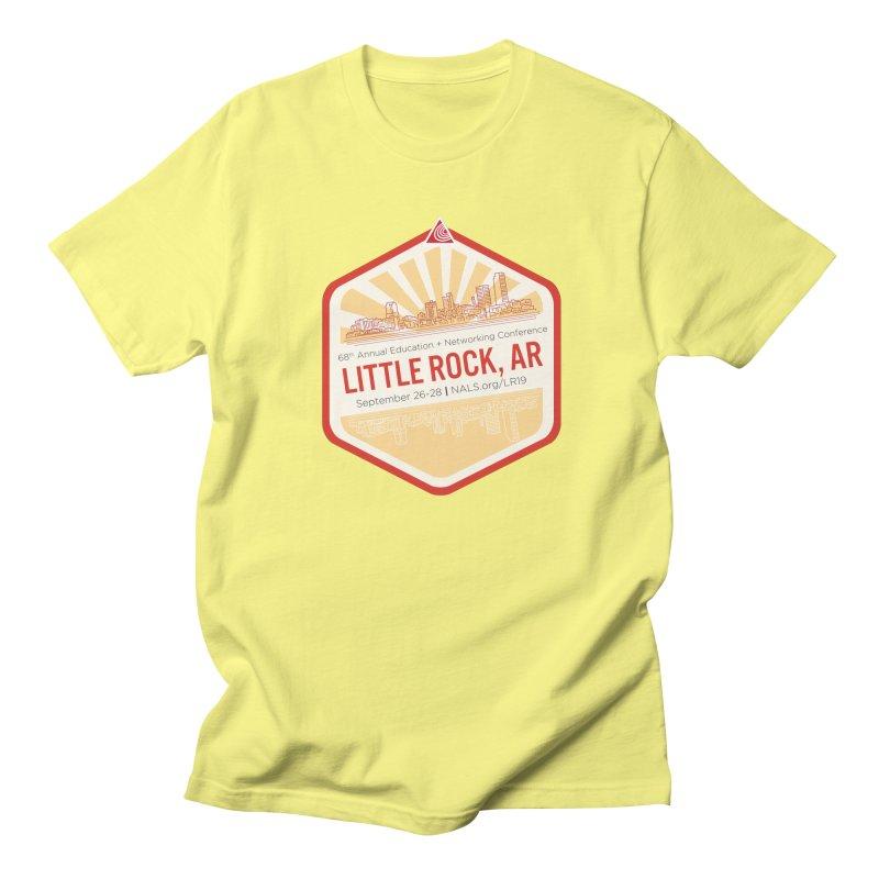 NALS 68th Annual Logo Men's Regular T-Shirt by NALS Apparel & Accessories