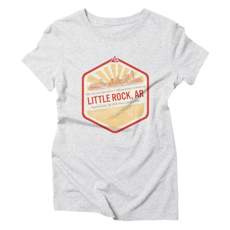 NALS 68th Annual Logo Women's Triblend T-Shirt by NALS Apparel & Accessories