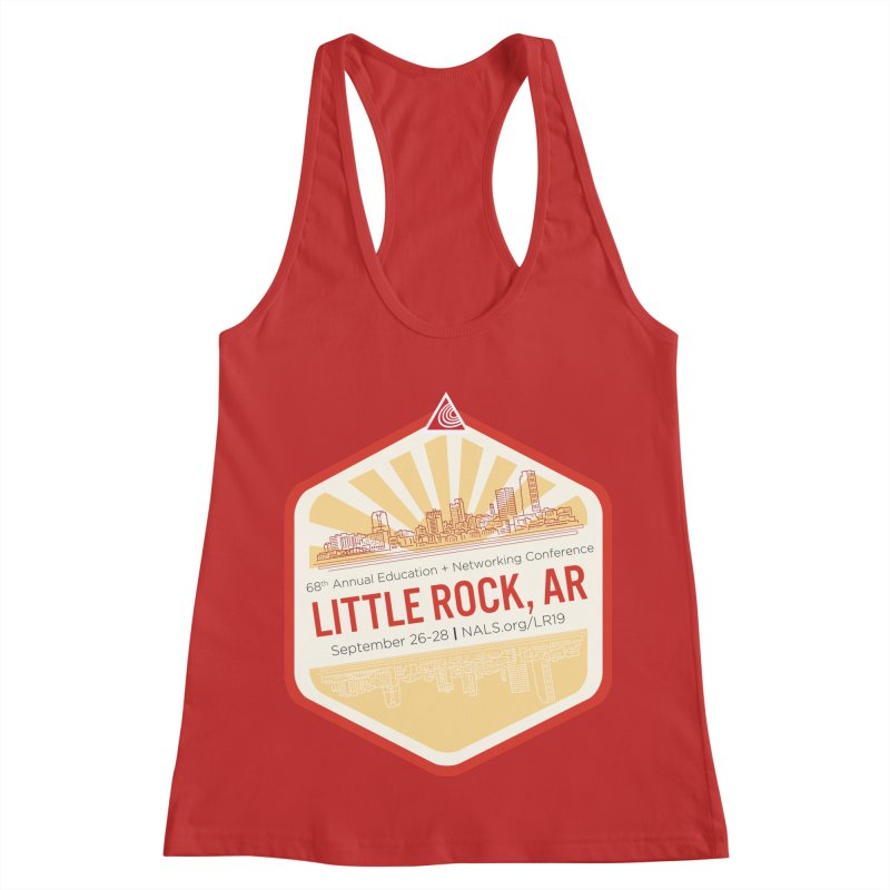 NALS 68th Annual Logo Women's Racerback Tank by NALS Apparel & Accessories