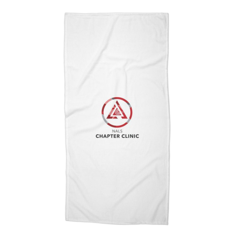 NALS Chapter Clinic Accessories Beach Towel by NALS Apparel & Accessories
