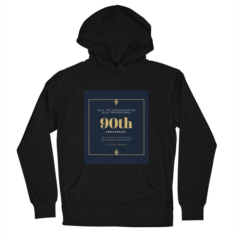 NALS 90th Anniversary Men's French Terry Pullover Hoody by NALS Apparel & Accessories