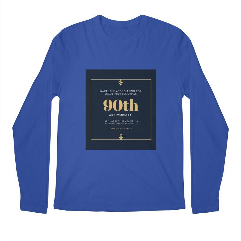 NALS 90th Anniversary Men's Regular Longsleeve T-Shirt by NALS Apparel & Accessories
