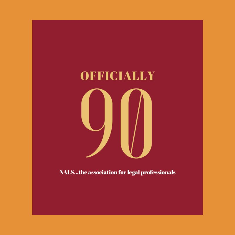 NALS: Officially 90 by NALS Apparel & Accessories