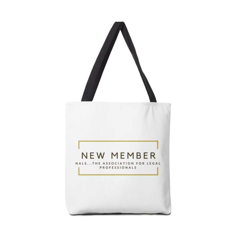 NALS New Member Accessories Tote Bag Bag by NALS Apparel & Accessories