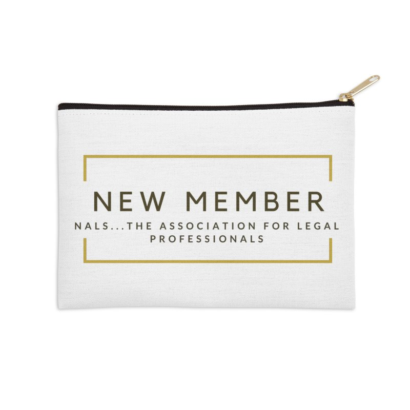 NALS New Member Accessories Zip Pouch by NALS Apparel & Accessories