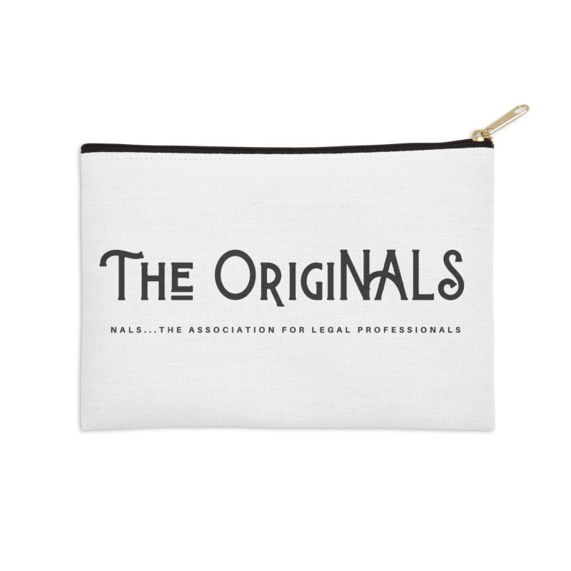 The OrigiNALS Accessories Zip Pouch by NALS Apparel & Accessories