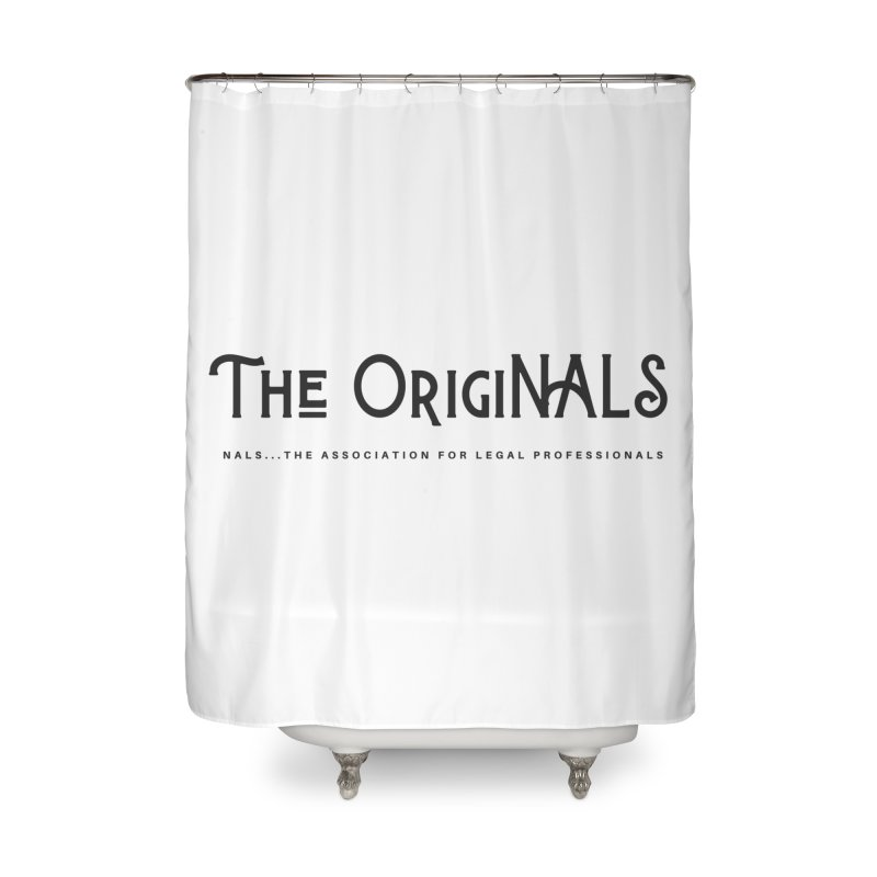 The OrigiNALS Home Shower Curtain by NALS Apparel & Accessories