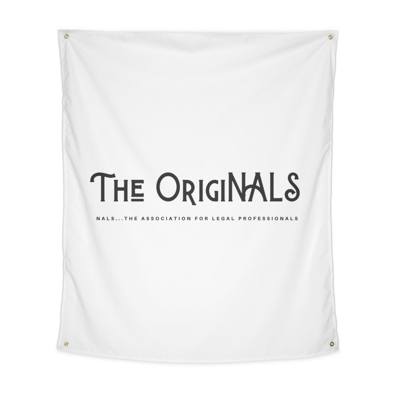 The OrigiNALS Home Tapestry by NALS Apparel & Accessories