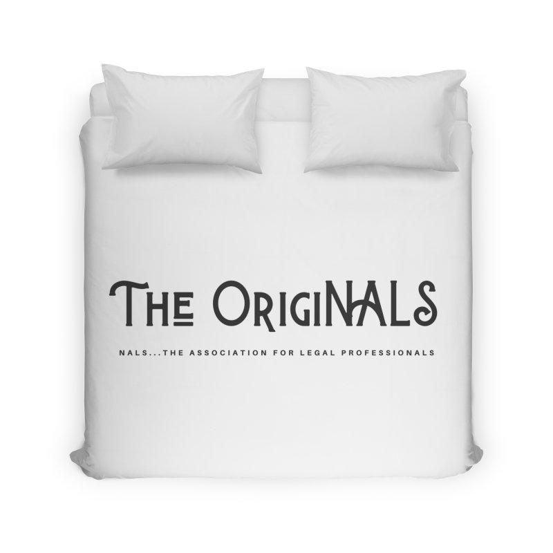The OrigiNALS Home Duvet by NALS Apparel & Accessories