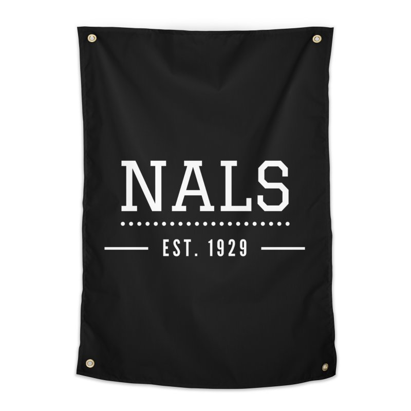 NALS: Established in 1929 Home Tapestry by NALS Apparel & Accessories