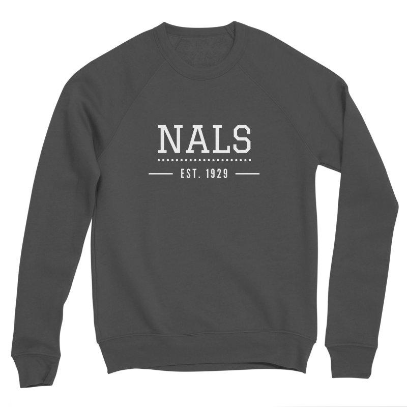NALS: Established in 1929 Men's Sponge Fleece Sweatshirt by NALS Apparel & Accessories