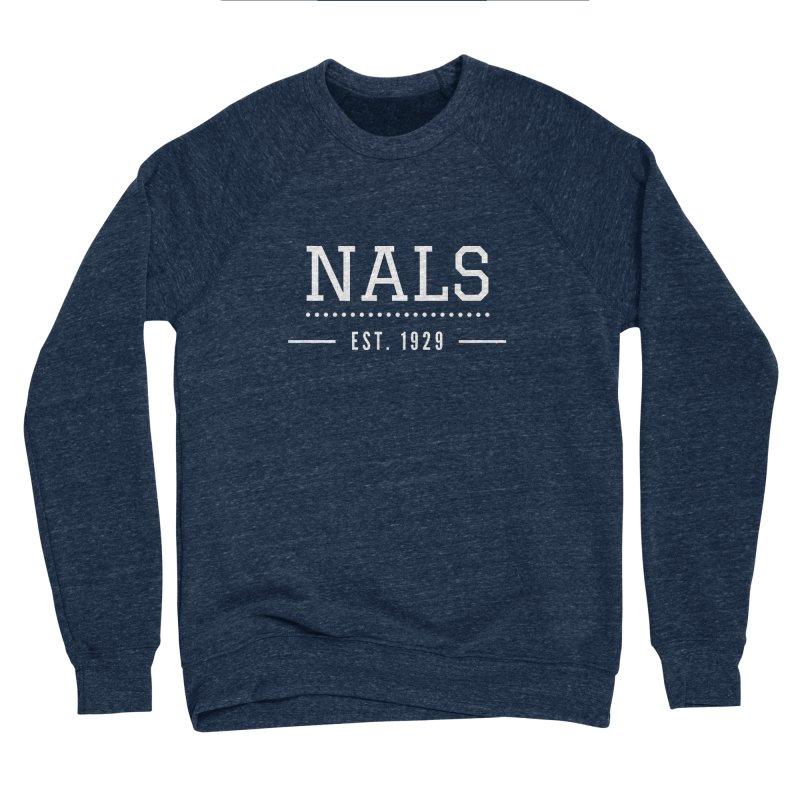NALS: Established in 1929 Women's Sponge Fleece Sweatshirt by NALS Apparel & Accessories