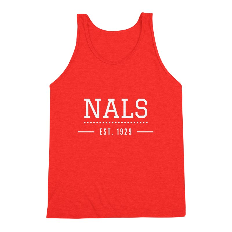 NALS: Established in 1929 Men's Tank by NALS Apparel & Accessories