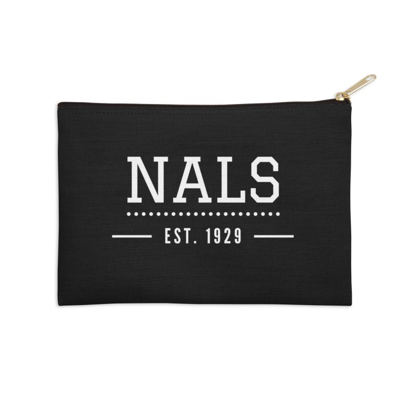 NALS: Established in 1929 Accessories Zip Pouch by NALS Apparel & Accessories