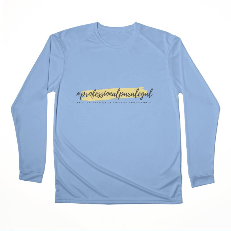 Professional Paralegal Men's Longsleeve T-Shirt by NALS Apparel & Accessories