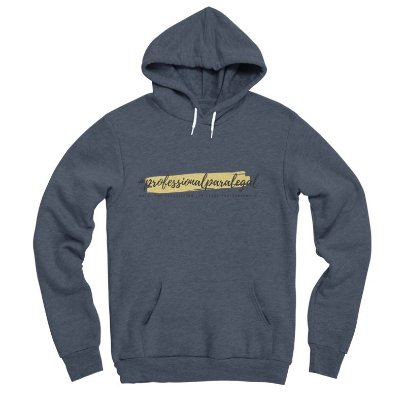 Professional Paralegal Men's Sponge Fleece Pullover Hoody by NALS Apparel & Accessories