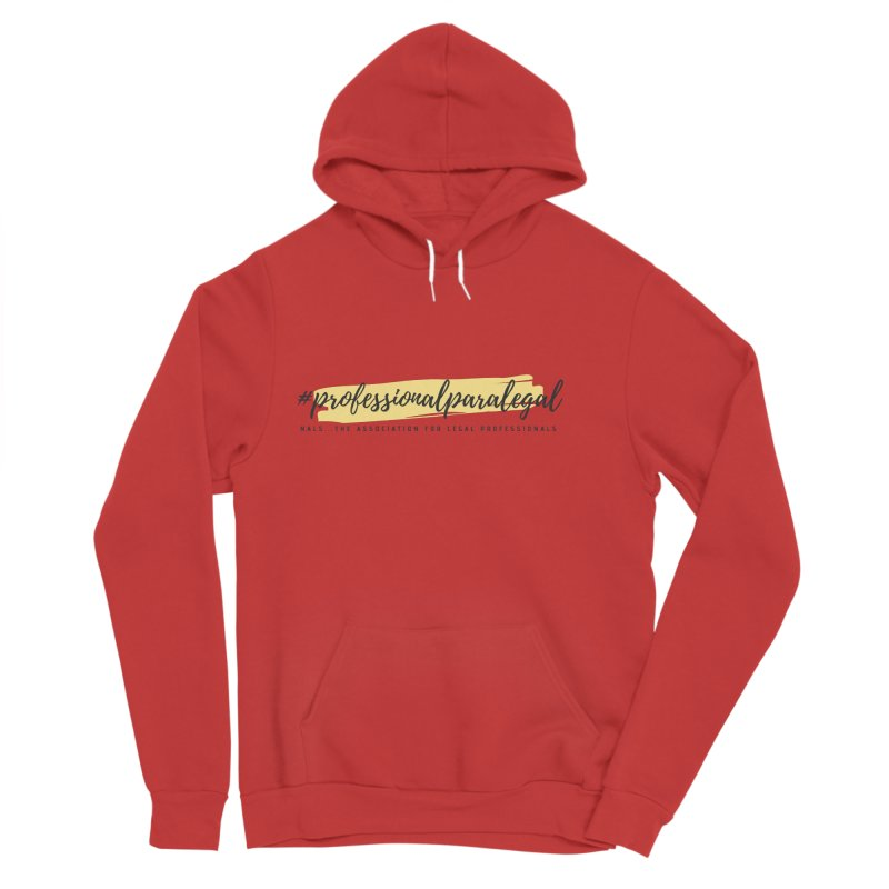Professional Paralegal Women's Sponge Fleece Pullover Hoody by NALS Apparel & Accessories