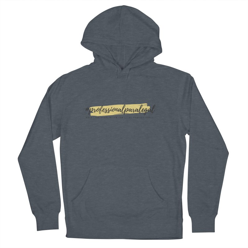 Professional Paralegal Men's French Terry Pullover Hoody by NALS Apparel & Accessories