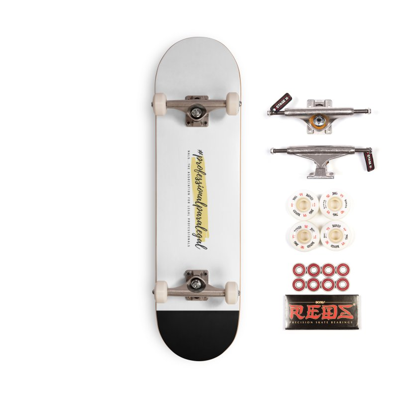 Professional Paralegal Accessories Skateboard by NALS Apparel & Accessories