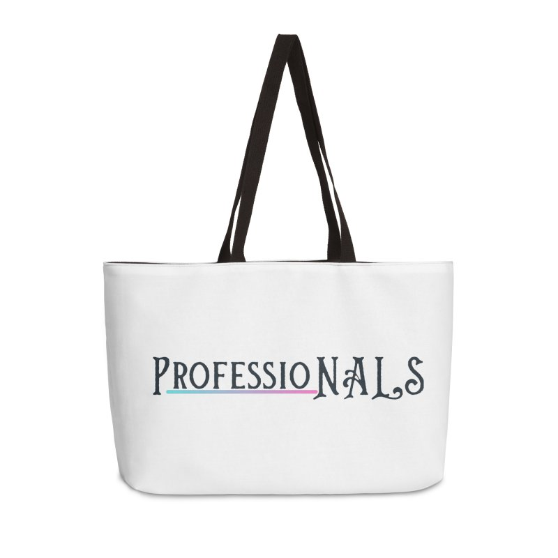 ProfessioNALS Accessories Weekender Bag Bag by NALS Apparel & Accessories