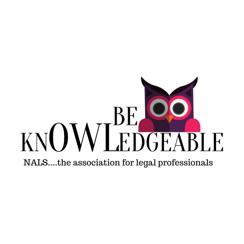 Be Knowledgeable Women's Longsleeve T-Shirt by NALS Apparel & Accessories