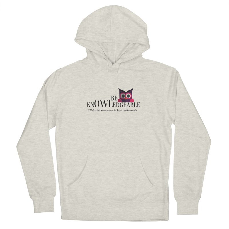 Be Knowledgeable Men's Pullover Hoody by NALS Apparel & Accessories