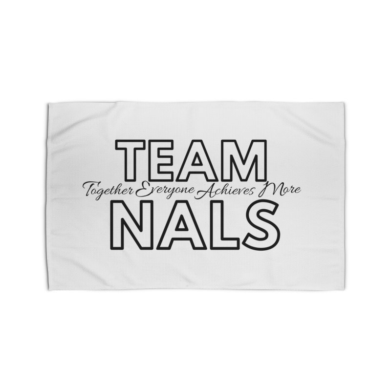 Team NALS Home Rug by NALS Apparel & Accessories