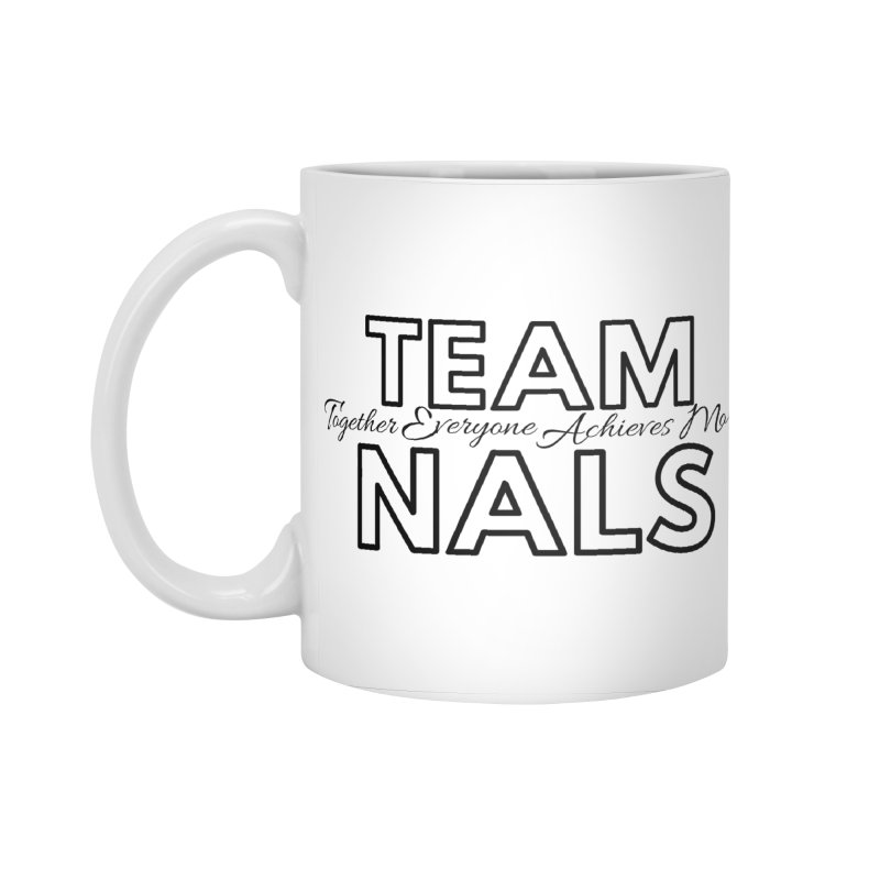 Team NALS Accessories Standard Mug by NALS Apparel & Accessories