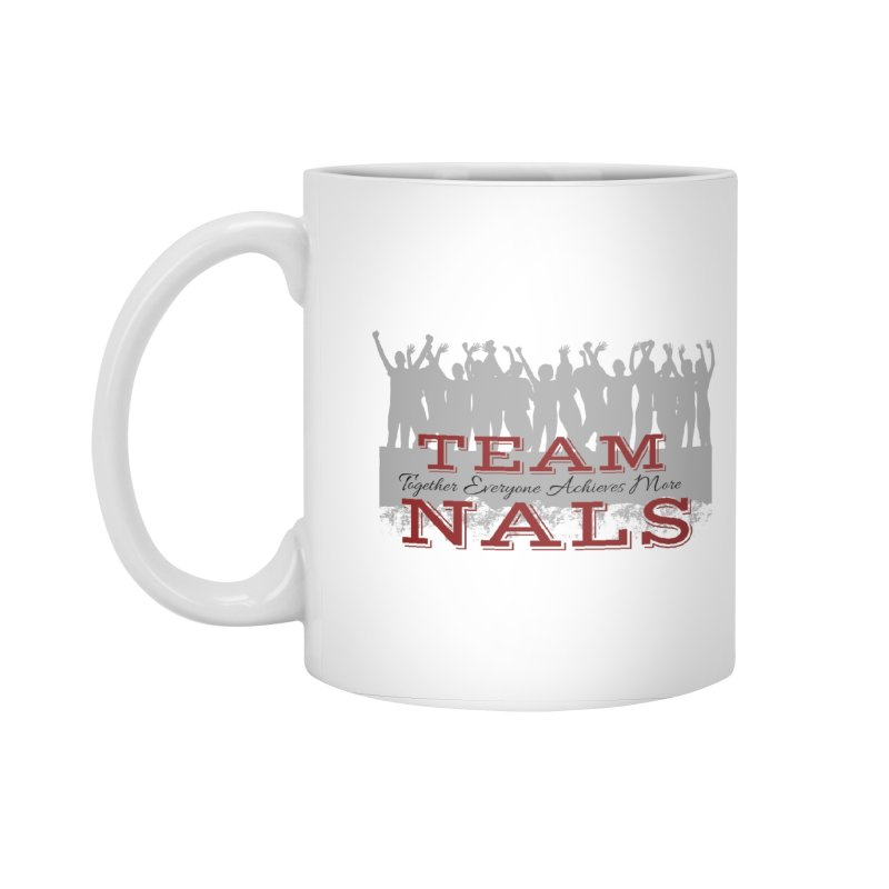 Welcome Accessories Standard Mug by NALS Apparel & Accessories