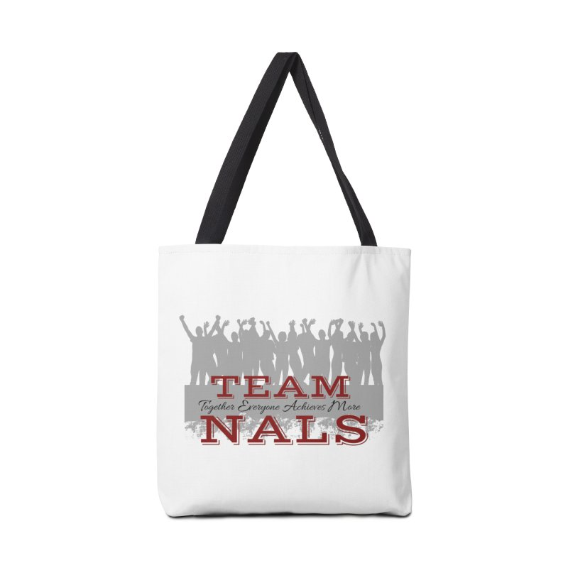 Welcome Accessories Bag by NALS Apparel & Accessories