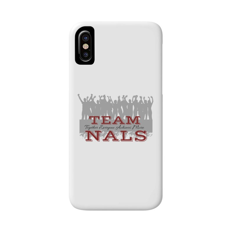 Welcome Accessories Phone Case by NALS Apparel & Accessories