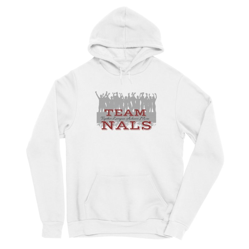 Welcome Women's Pullover Hoody by NALS Apparel & Accessories