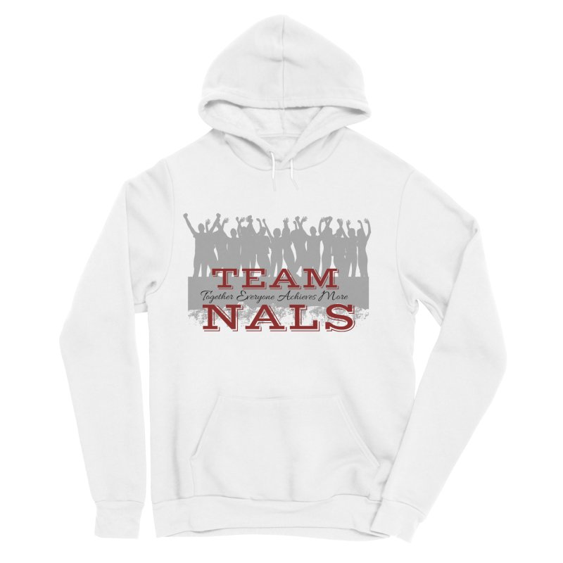 Welcome Women's Sponge Fleece Pullover Hoody by NALS Apparel & Accessories