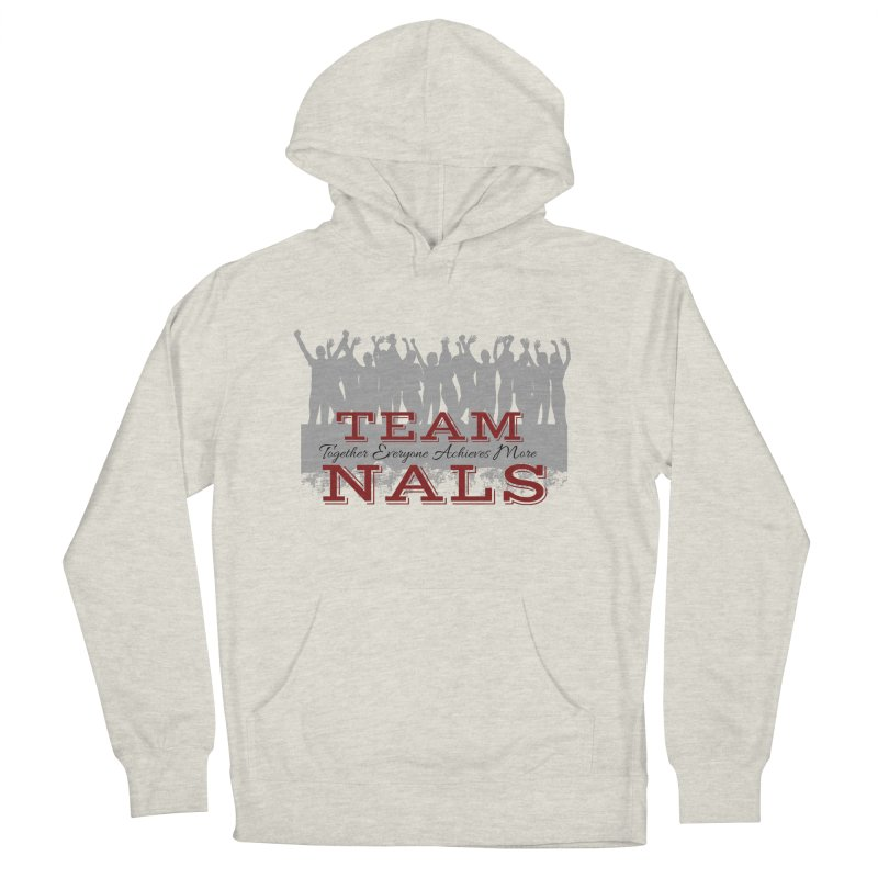Welcome Women's French Terry Pullover Hoody by NALS Apparel & Accessories