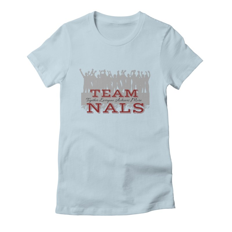 Welcome Women's T-Shirt by NALS Apparel & Accessories