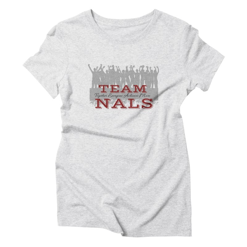 Welcome Women's Triblend T-Shirt by NALS Apparel & Accessories