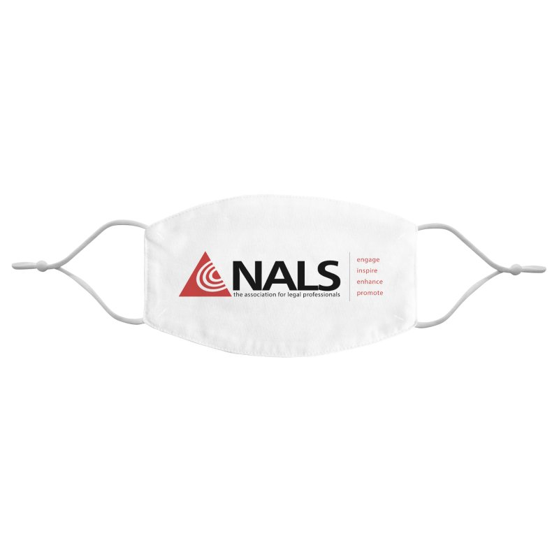 NALS Main Logo Accessories Face Mask by NALS Apparel & Accessories