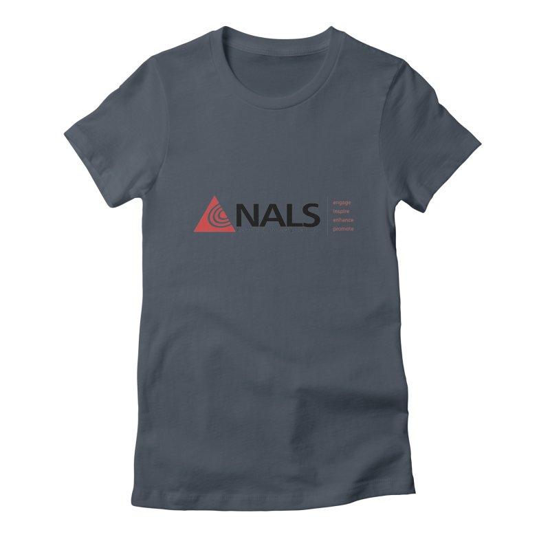 NALS Main Logo Women's T-Shirt by NALS Apparel & Accessories