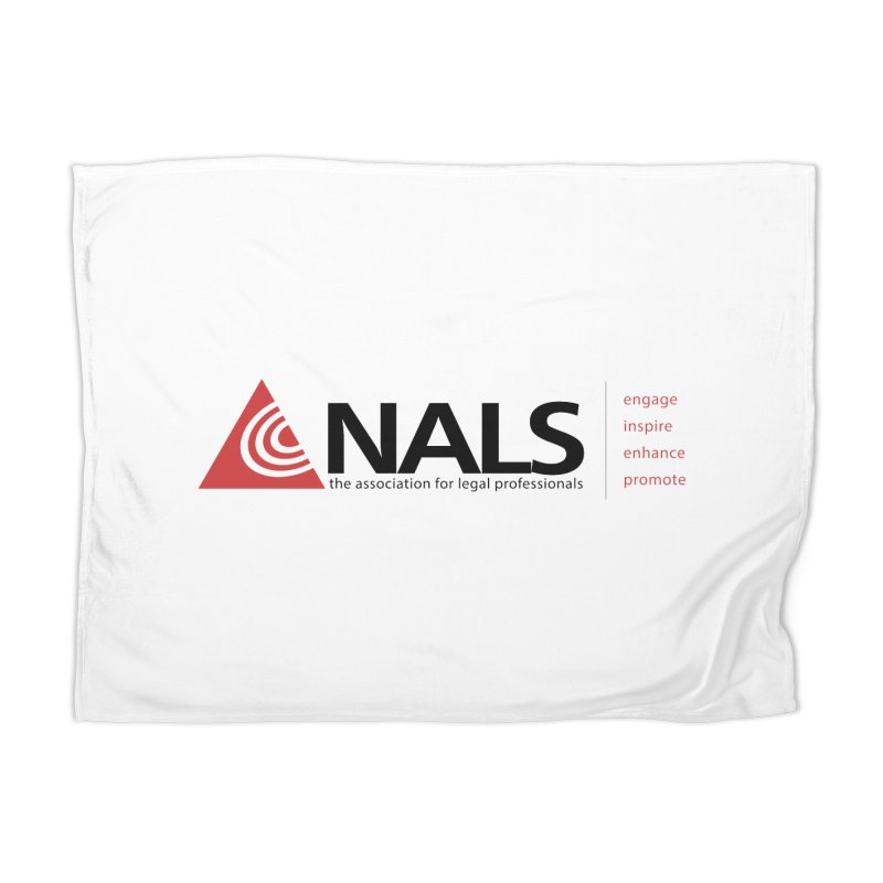 NALS Main Logo Home Blanket by NALS Apparel & Accessories