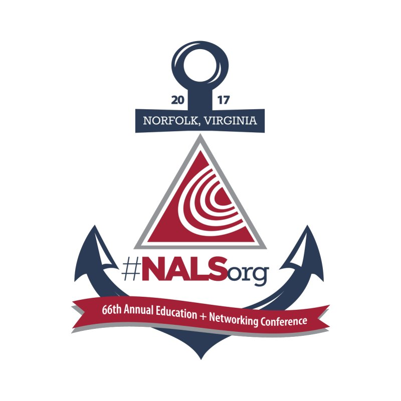 Norfolk 2017: #NALSorg by NALS Conference Theme Shop