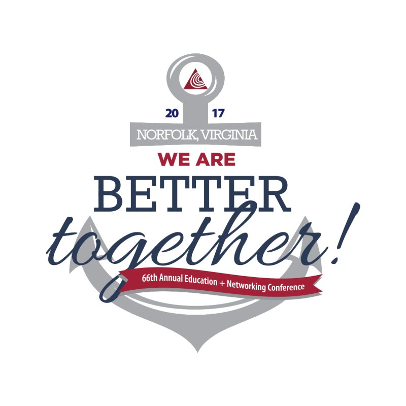 Norfolk 2017: We Are Better Together! by NALS Conference Theme Shop
