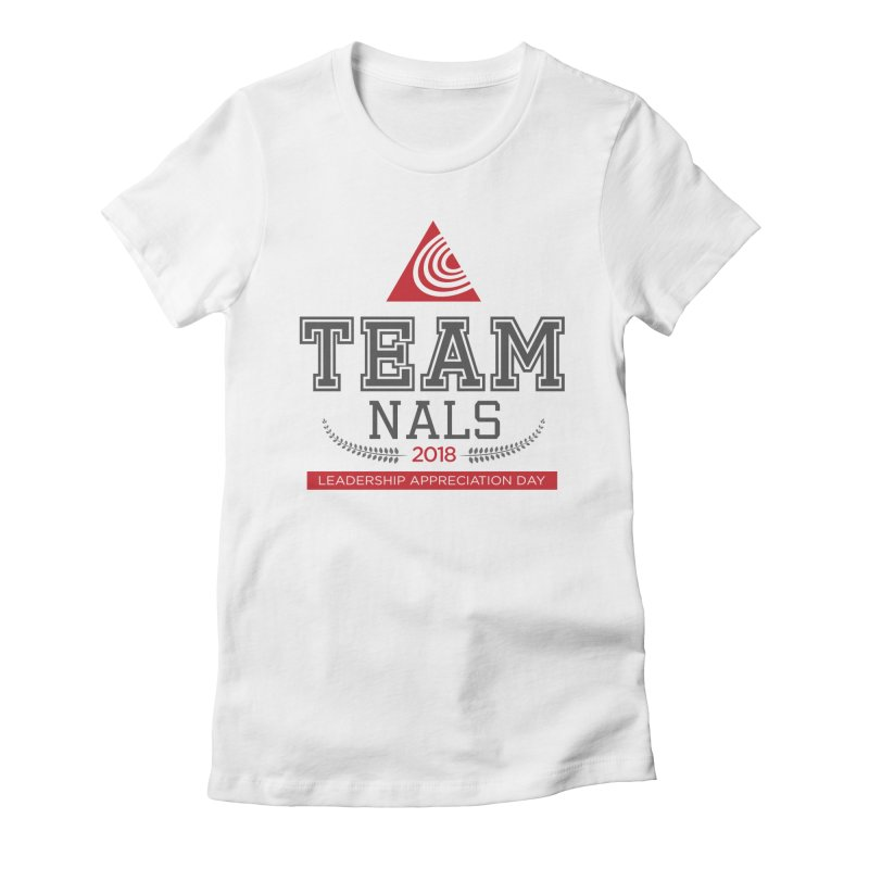 Event Logo - Full Color Women's T-Shirt by NALS Apparel & Accessories