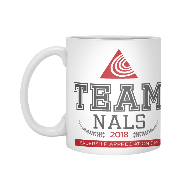 Event Logo - Full Color Accessories Mug by NALS Apparel & Accessories