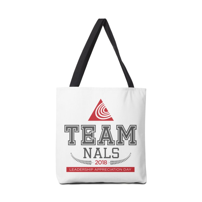 Event Logo - Full Color Accessories Tote Bag Bag by NALS.org Apparel Shop