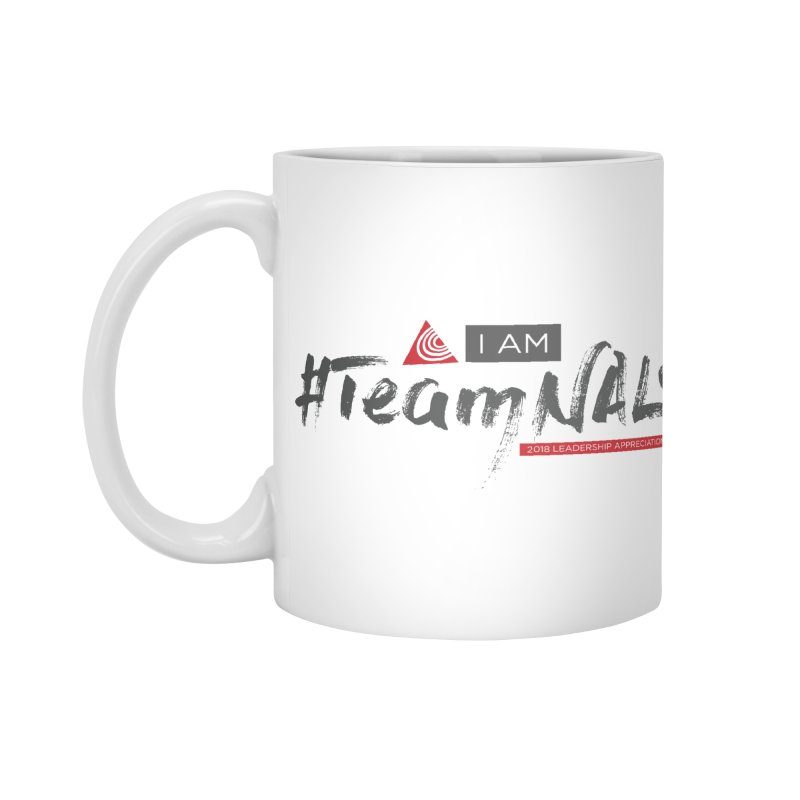 #TeamNALS - Color Accessories Mug by NALS.org Apparel Shop