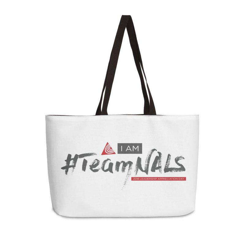 #TeamNALS - Color Accessories Weekender Bag Bag by NALS.org Apparel Shop