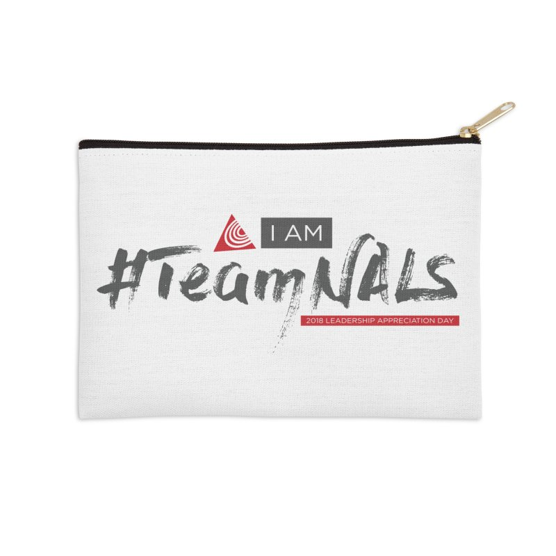 #TeamNALS - Color Accessories Zip Pouch by NALS.org Apparel Shop